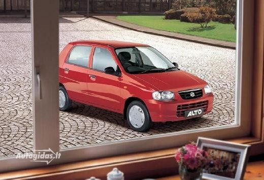 Suzuki Alto 2003-2004