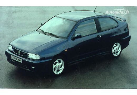 Seat Cordoba 1996-1997