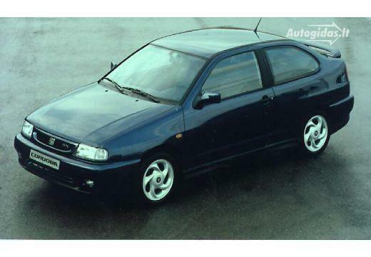 Seat Cordoba 1998-1999