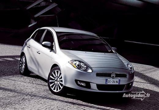 Fiat Bravo 2008-2009