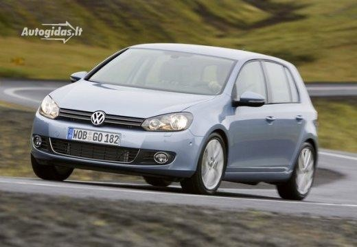 Volkswagen Golf 2008-2010