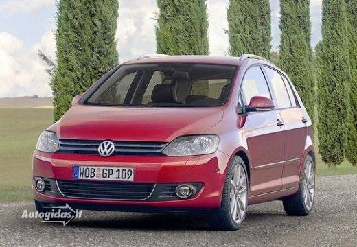 Volkswagen Golf 2009-2012