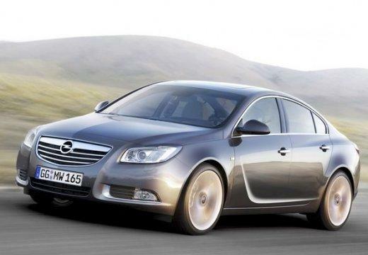 Opel Insignia 2009-2012