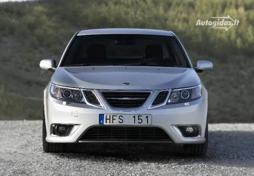Saab 9-3 2010-2011