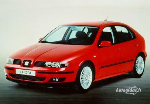 Seat Leon 2000-2001