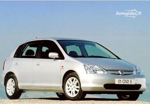 Honda Civic 2001-2004