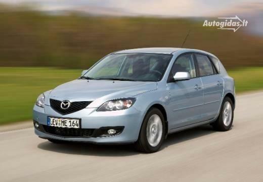 Mazda 3 2006-2007
