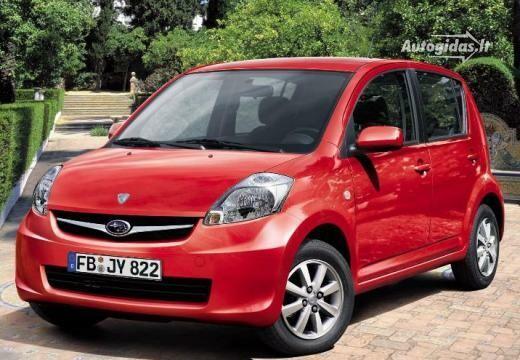 Subaru Justy 2007-2011