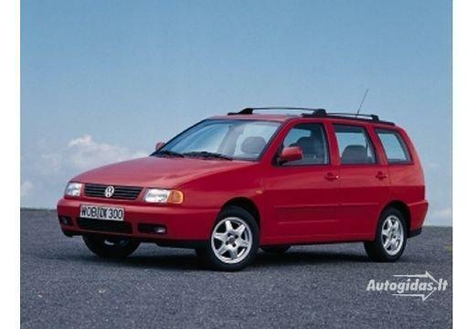 Volkswagen Polo 1998-2001