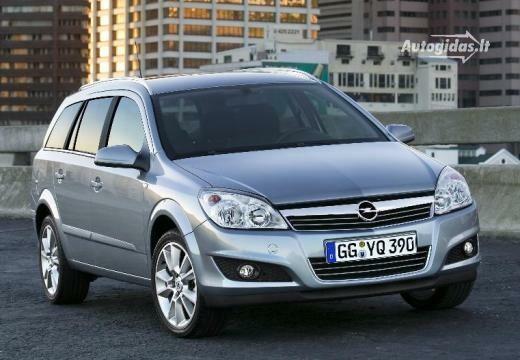 Opel Astra 2008-2008