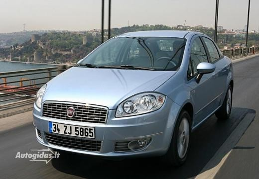 Fiat Linea 2008-2010