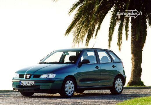 Seat Ibiza 2000-2002