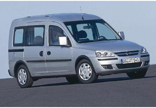 Opel Combo 2006-2010