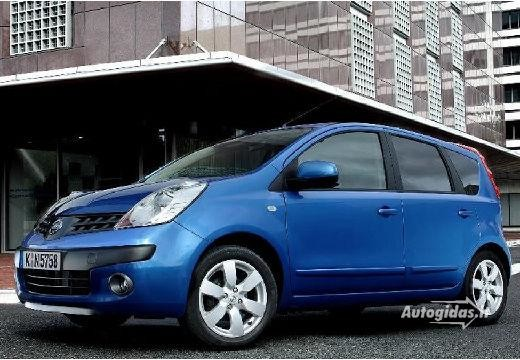 Nissan Note 2007-2008