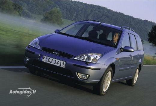 Ford Focus 2001-2003