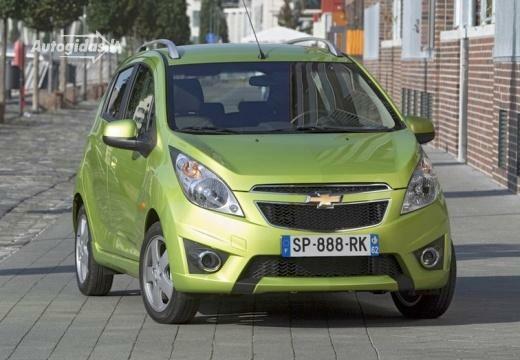 Chevrolet Spark 2009-2012