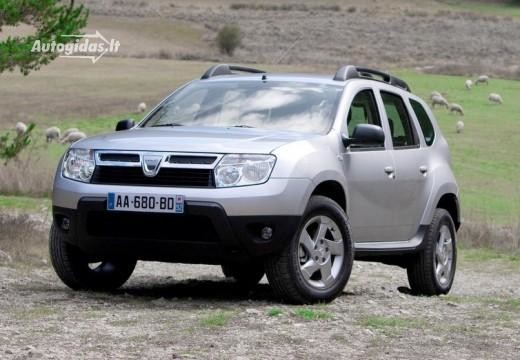 Dacia Duster 2010-2011