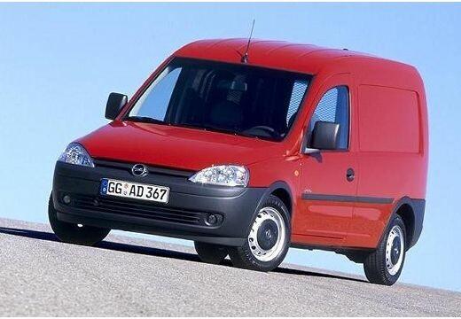 Opel Combo 2010-2011