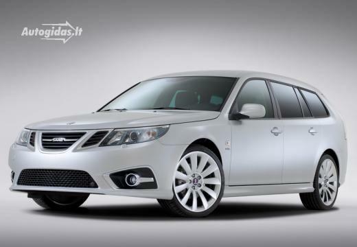 Saab 9-3X SportKombi 2011