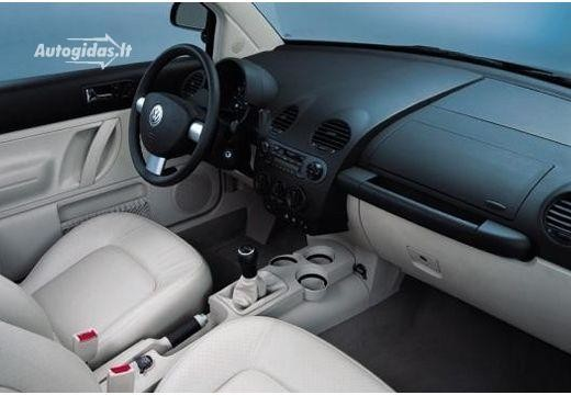 Volkswagen New Beetle 1998-2003
