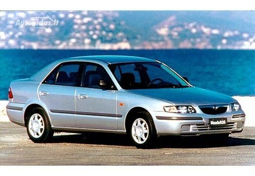 Mazda 626 1998-1999