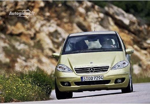 Mercedes-Benz A 180 2004-2008