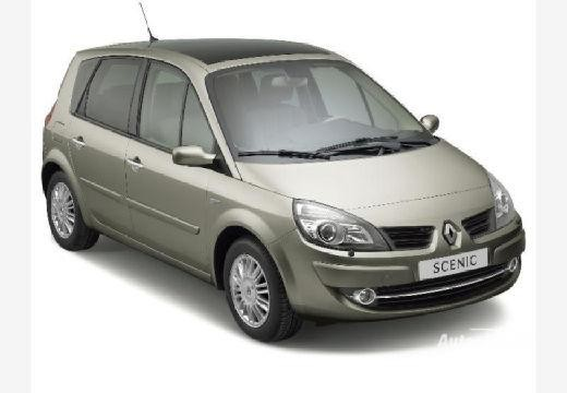 Renault Scenic 2006-2009