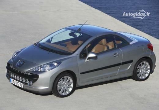 Peugeot 207 2007-2009