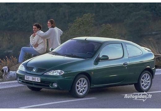 Renault Megane 1999-2000