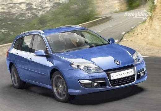 Renault Laguna 2010-2012