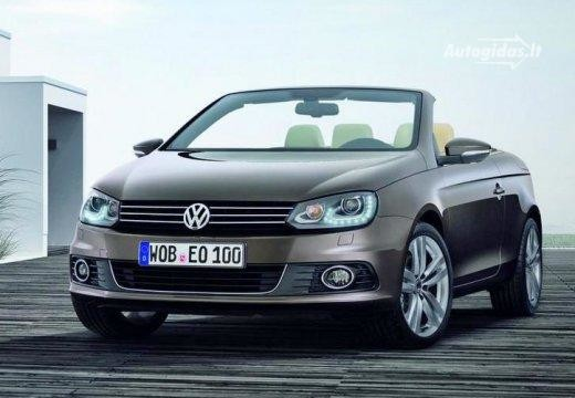 Volkswagen Eos 2011-2013