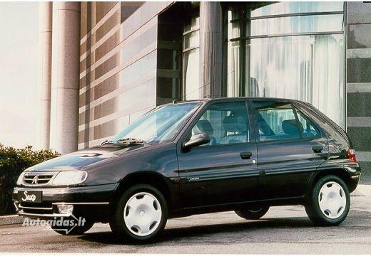 Citroen Saxo 1997-1999