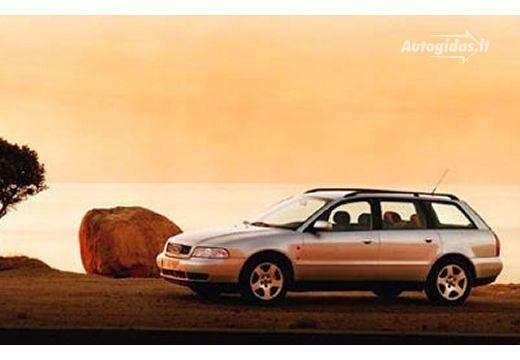 Audi A4 2000-2001