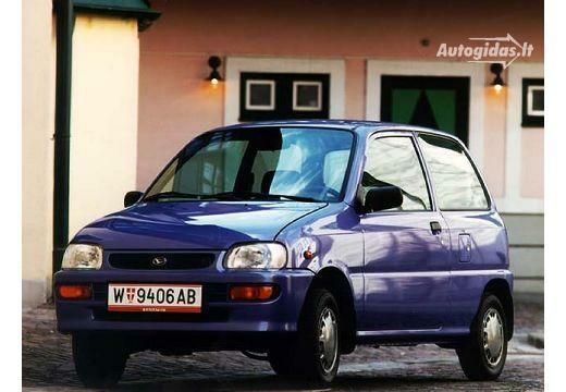 Daihatsu Cuore 1995-1999