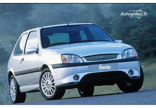 Ford Fiesta 2000-2001