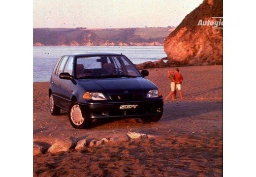 Suzuki Swift 2002-2004