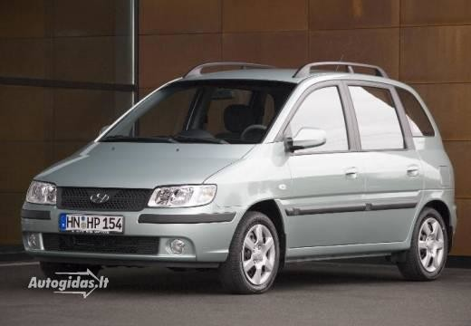 Hyundai Matrix 2006-2008