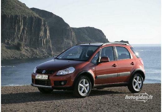 Suzuki SX4 2009-2010