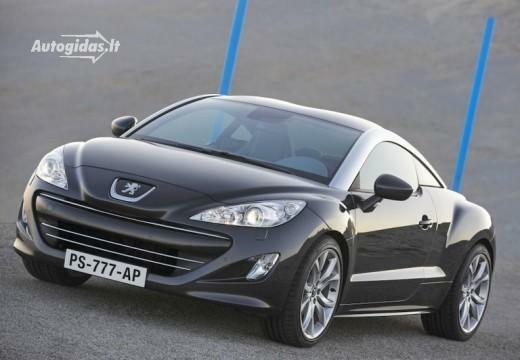 Peugeot RCZ 2010