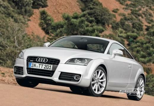 Audi TT 2010-2014