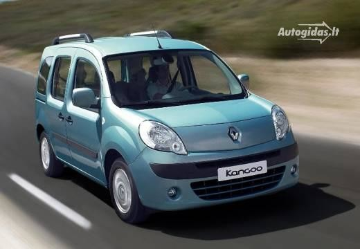 Renault Kangoo 2011-2011