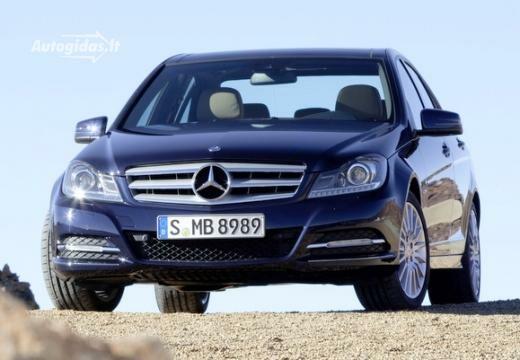 Mercedes-Benz C 200 2011