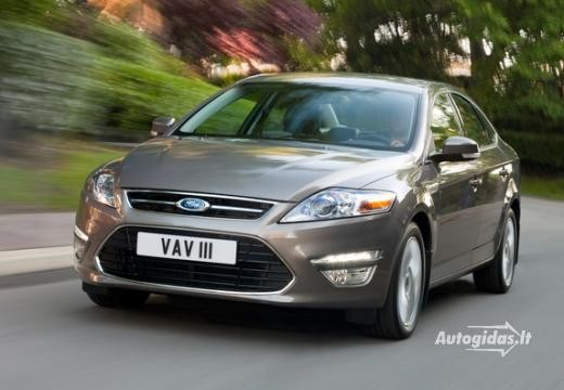 Ford Mondeo 2011-2012
