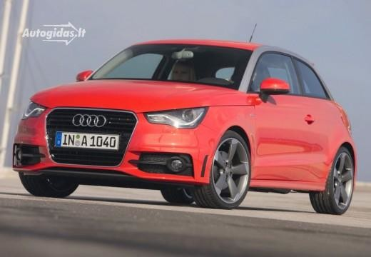 Audi A1 2011-2011