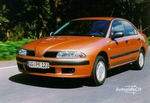 Mitsubishi Carisma 2001-2003