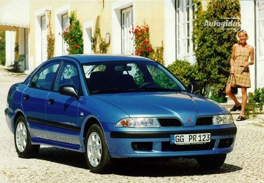 Mitsubishi Carisma 2001-2002