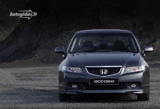 Honda Accord 2004-2006