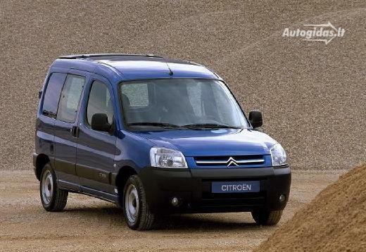 Citroen Berlingo 2007-2009