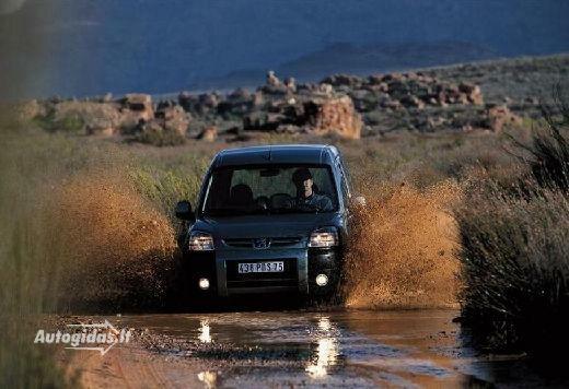 Peugeot Partner 2007-2008