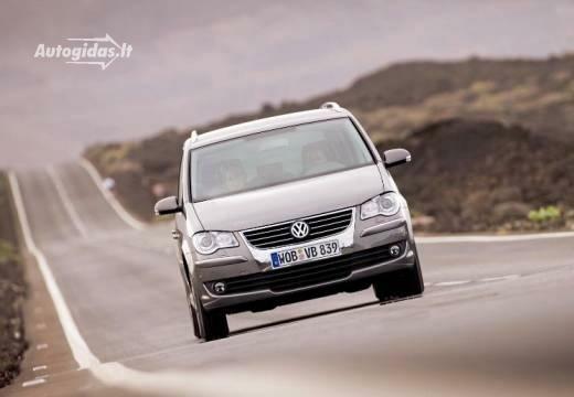 Volkswagen Touran 2009-2010